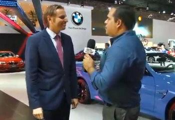 BMW no Sal�o de S�o Paulo