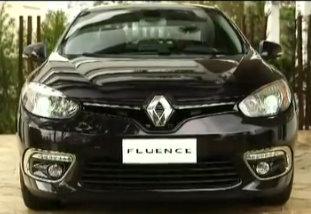 Renault mostra Fluence 2015
