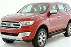 Ford mostra seu utilit�rio que ser� concebido na plataforma da Ranger, com capacidade para carregar at� 3 mil kg