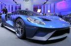 A anfitri� do Sal�o de Detroit, a montadora norte-americana Ford, virou protagonista com o GT