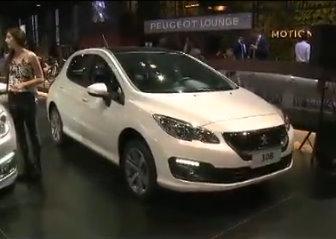 Peugeot 308 e 408