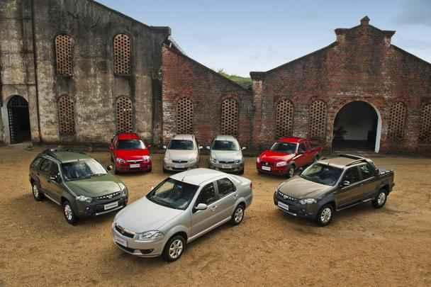 Lan�amentos 2013 da Fiat apresentados no Recife - Fiat/divulga��o