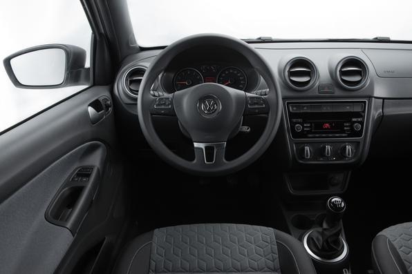 Gol Track 2014 - Volkswagen/divulga��o