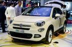 Sal�o de Paris 2014 - Fiat 500X (Sal�o de Paris 2014 - Fiat 500X)