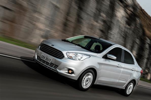 Ford lança no Brasil versão 1.5 do novo Ka e 1.0 do Ka