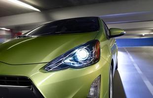A novidade é o resultado de algumas mudanças no híbrido, a exemplo dos faróis, grade  frontal e para-choques suavizados e das novas cores, que combinam tonalidades de verde, laranja e azul