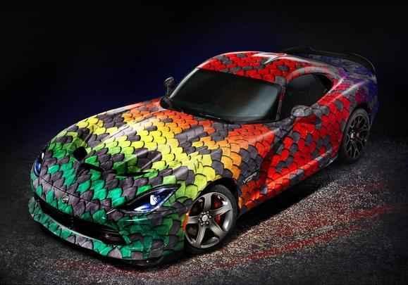 Nova versão traz 8 mil opções de tonalidade para a carroceria