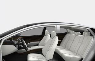 Honda FCV Concept tem emissão zero de combustíveis e, em 2016, deve chegar primeiro ao Japão