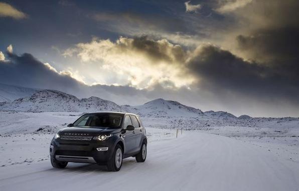 Discovery Sport deverá chegar ao país este ano