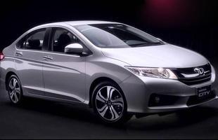 Honda City versões EX, LX, DX