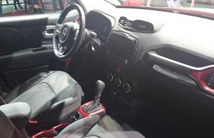 Interior do Renegade