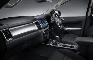 Picape chega com motores atualizados, que poderão trabalhar com câmbio de seis marchas automático ou manual