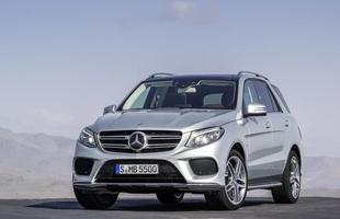Mercedes-Benz divulga GLE 2016 que estará no Salão de Nova York e chegará ao Brasil no segundo semestre de 2015