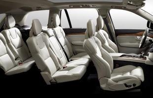 Volvo XC90 é exibido no Volvo Ocean Race. Carro será vendido no Brasil ainda este ano.