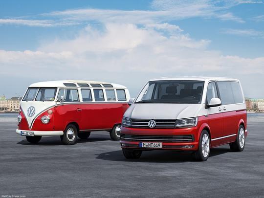 Volkswagen lança o T6, modelo que representa a sexta geração da Kombi na Europa