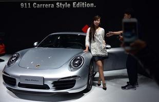 Confira alguns modelos que estão no Salão de Xangai