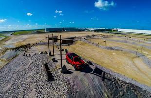 Trilha da Jeep será aberta aos vissitantes mais ousados