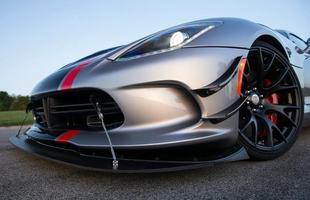 Dodge lança Viper 2016 com retorno da versão ACR