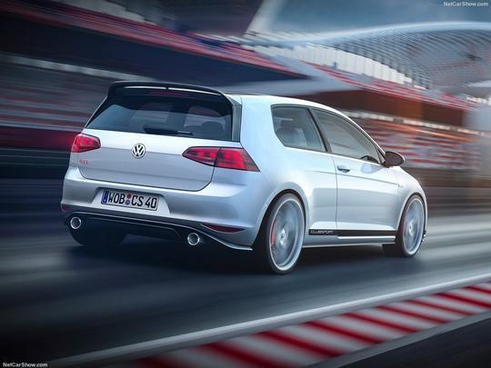Volkswagen revela o conceito Golf GTI Clubsport