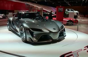Toyota FC1, uma supermáquina