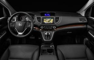 Honda anunciou a chegada do CR-V 2015 ao mercado brasileiro a partir de julho