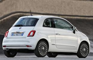 Fiat revela facelift do 500