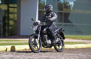 Honda apresenta nova linha da moto, nas versões Fan e Titan