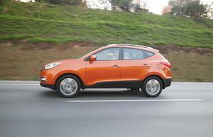 Hyundai reestiliza o ix35