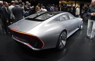Protótipo oferece propulsão híbrida e deve inspirar próximas gerações do CLS e do Classe C