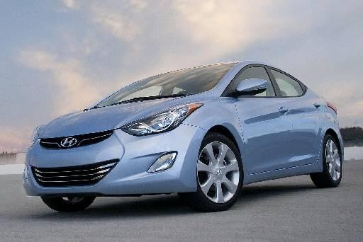 No Brasil, o carro j� come�a a ser batizado de mini Sonata (Hyundai/ Divulga��o)