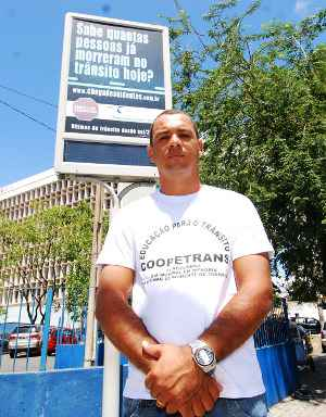 Planejamento é primordial para ser seguro no trânsito, acerto o especialista André Lira (Julio  Jacobina/ DP/ D.A Press)
