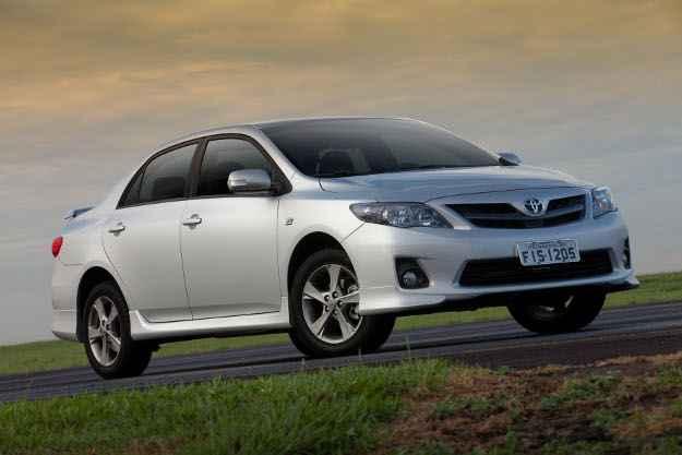 Toyota Corolla (Divulga��o)