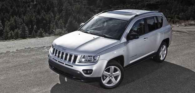 O Jeep Compass recebeu a menor pontuao com relao a segurana (Jeep/divulgao)