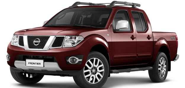 O motor turbodiesel desenvolve 190 cv (Nissan/divulga��o)