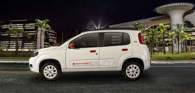 Novo Uno College traz propulsor 1.0 com 4 portas  (Fiat/divulga��o)