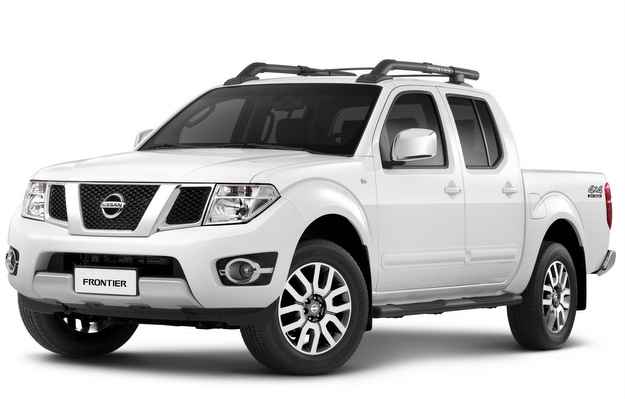 S�rie especial da Frontier chega ao Brasil por R$ 91.990 (Nissan/divulga��o)