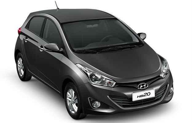 O HB20 � o problema de grande parte das reclama��es da Hyundai (Hyundai/divulga��o)