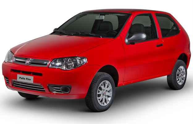 Design da carroceria é o mesmo da versão Economy do Palio (Fiat/Divulgacao)