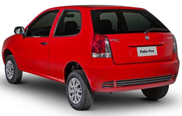 Modelo virá com motor 1.0 Fire e versão de duas e quatro portas (Fiat/Divulgacao)