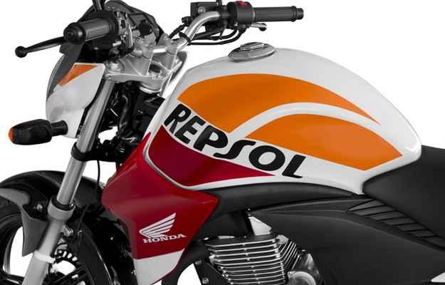 A nova versão estará nas concessionárias apenas na variante Standard (sem C-ABS), por R$ 12.040  (Honda/divulgação )