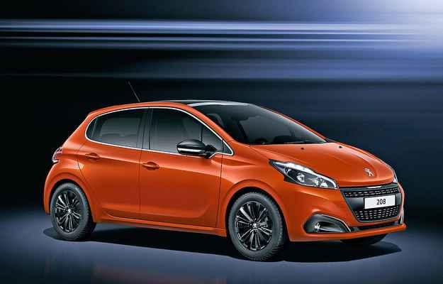 Peugeot 208 (Peugeot/ divulgação)