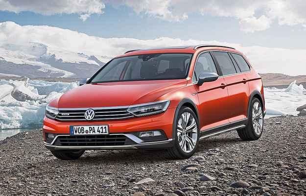Passat Alltrack  (Volkswagen/ divulgação)