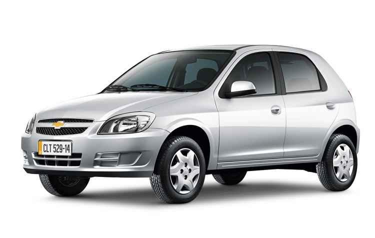 Chevrolet ganhou apenas 20 pontos e manteve um custo médio de R$ 10 mil nos primeiros 100 km - RC/Chevrolet/Divulgacao
