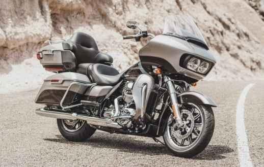 Boa aerodinâmica excepcional e ergonomia otimizada são principais características da Road Glide Ultra  - Harley Davidson/divulgação