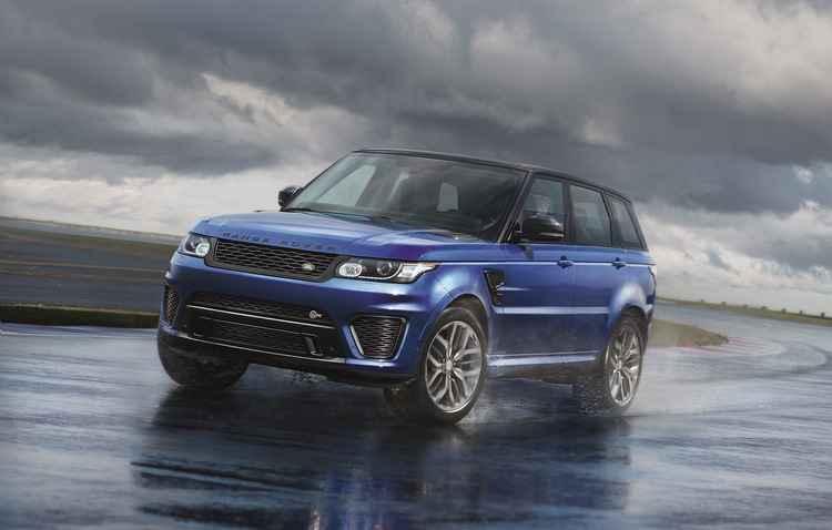 SUV atinge 100 km/h em menos de cinco segundos  - Land Rover/divulgação