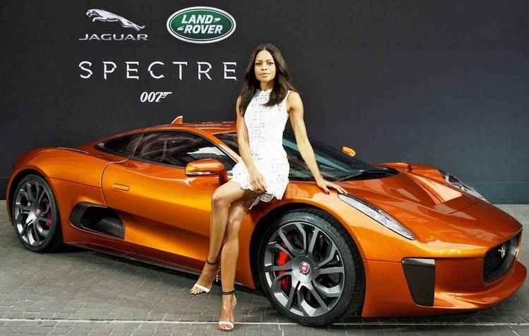 O conceito foi produzido especialmente para o filme - Jaguar / Divulgação