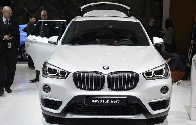 BMW X1 - Newspress/ divulgacao
