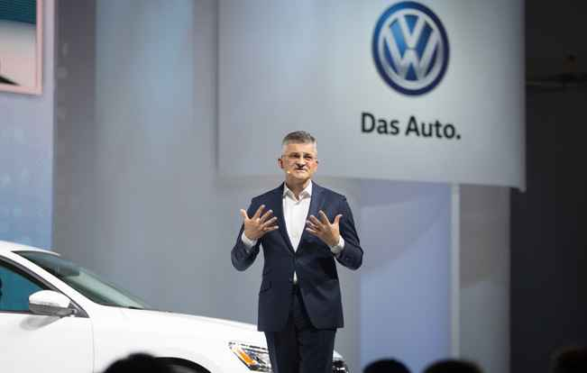 Chefe da Volkswagen nos Estados Unidos, Michael Horn, deve ser demitido até sexta-feira -