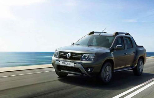 Modelo da Renault tem dimensões que estão entre uma picape compacta e uma média, com formas robustas e visual interessante - Renault / Divulgação