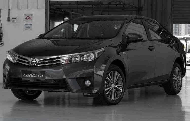 Carro recebeu segundo reajuste do ano  - Toyota/divulgação